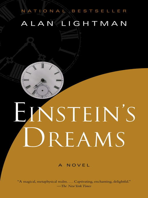 Title details for Einstein's Dreams by Alan Lightman - Available