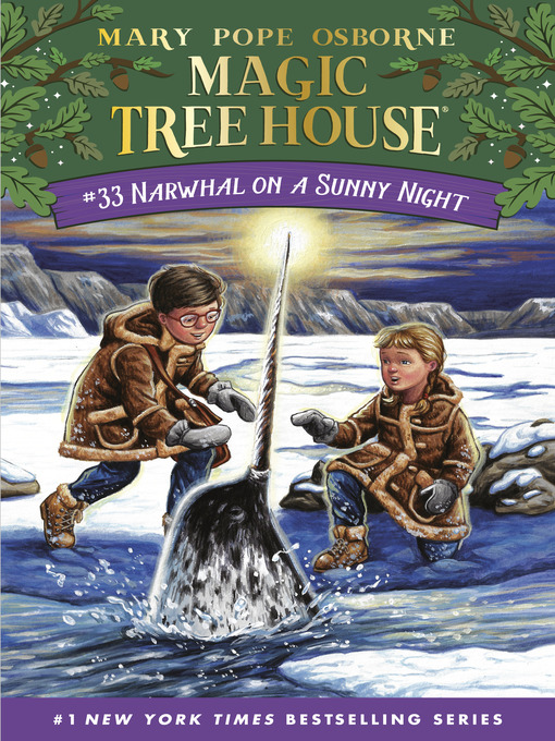 Title details for Narwhal on a Sunny Night by Mary Pope Osborne - Available