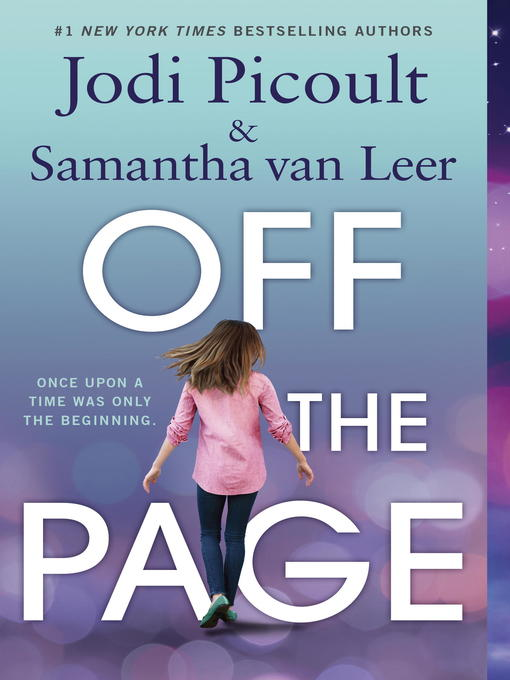 Title details for Off the Page by Jodi Picoult - Available