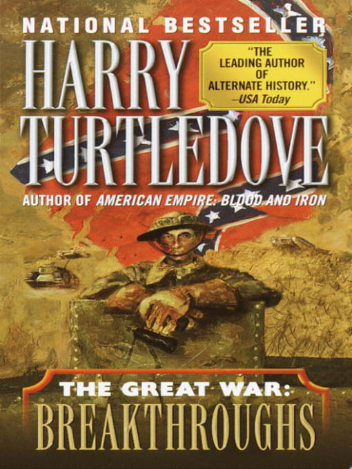 Title details for Breakthroughs by Harry Turtledove - Available