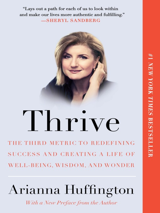 Cover of Thrive