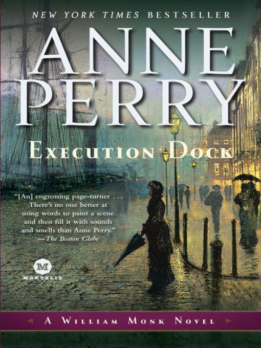 Title details for Execution Dock by Anne Perry - Available
