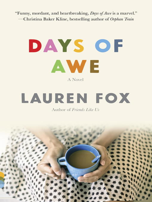 Title details for Days of Awe by Lauren Fox - Available