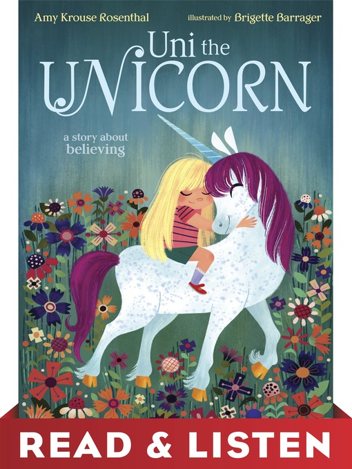 Title details for Uni the Unicorn by Amy Krouse Rosenthal - Available