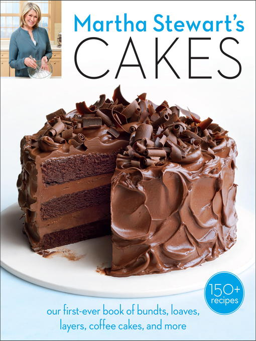 Title details for Martha Stewart's Cakes by Editors of Martha Stewart Living - Available