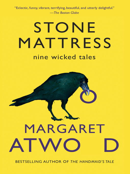 Title details for Stone Mattress by Margaret Atwood - Available
