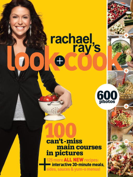 Title details for Rachael Ray's Look + Cook by Rachael Ray - Available