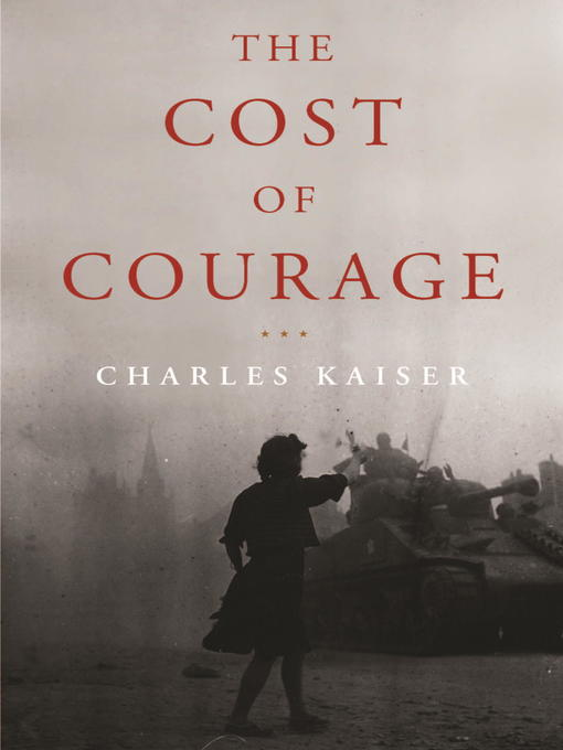 Cover of The Cost of Courage