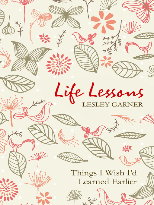 Title details for Life Lessons by Lesley Garner - Available