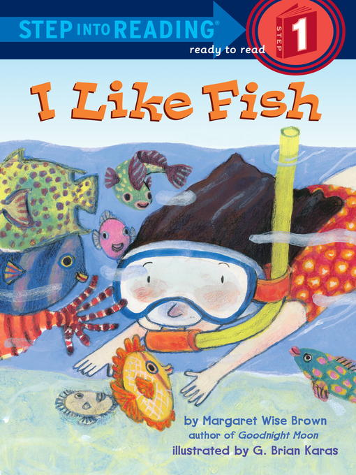 Cover of I Like Fish