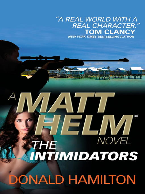 Title details for Matt Helm--The Intimidators by Donald Hamilton - Wait list