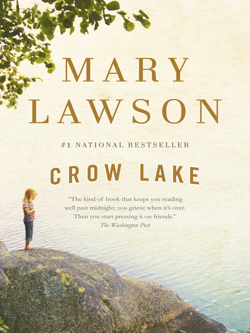 Title details for Crow Lake by Mary Lawson - Available