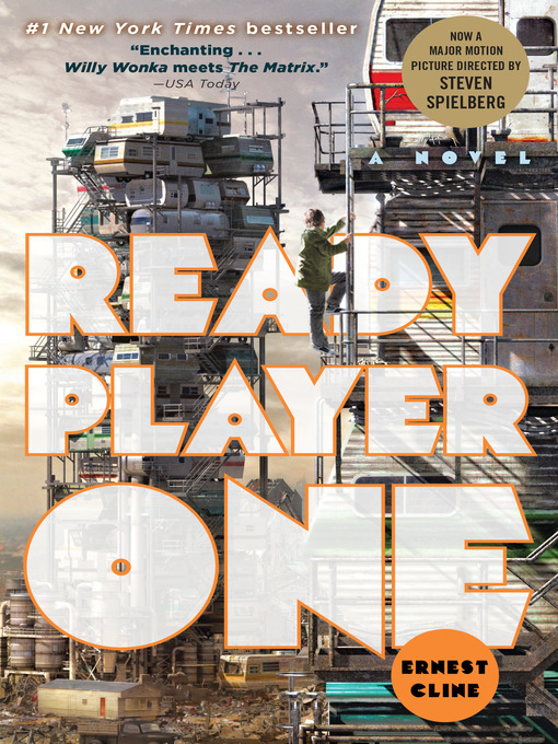 Cover image for book: Ready Player One