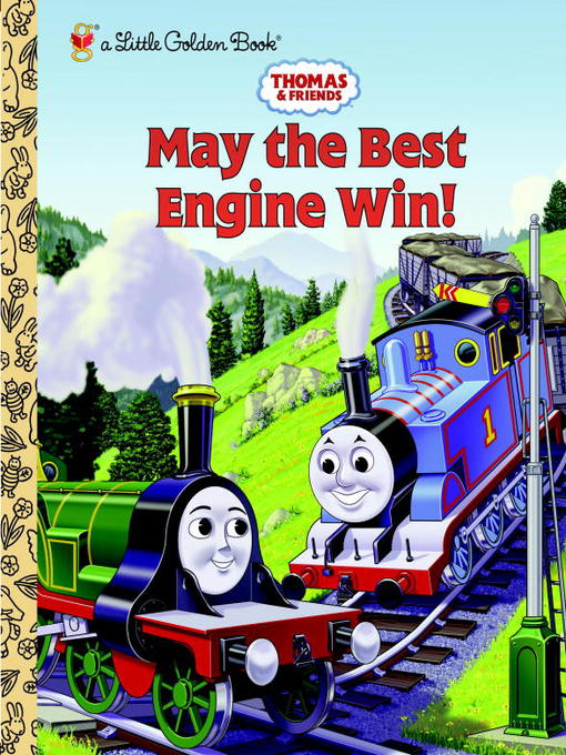 Title details for May the Best Engine Win (Thomas & Friends) by Rev. W. Awdry - Wait list