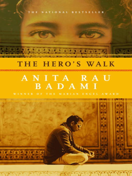 Cover of The Hero's Walk