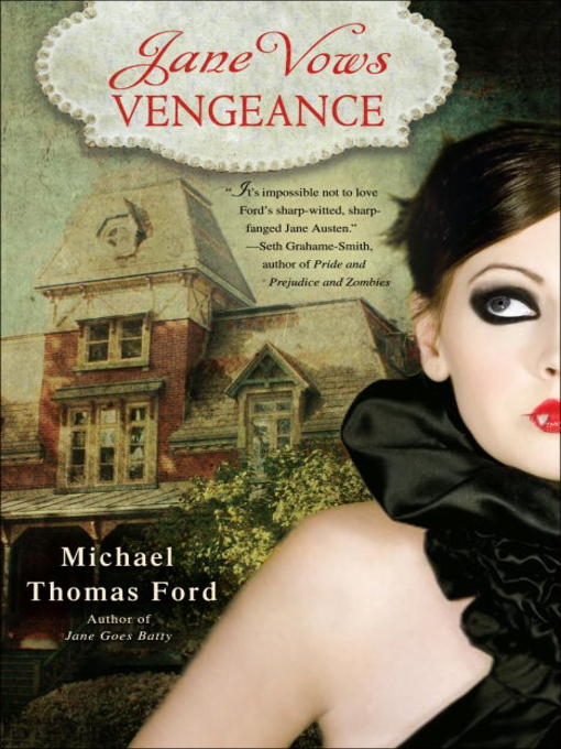 Title details for Jane Vows Vengeance by Michael Thomas Ford - Available