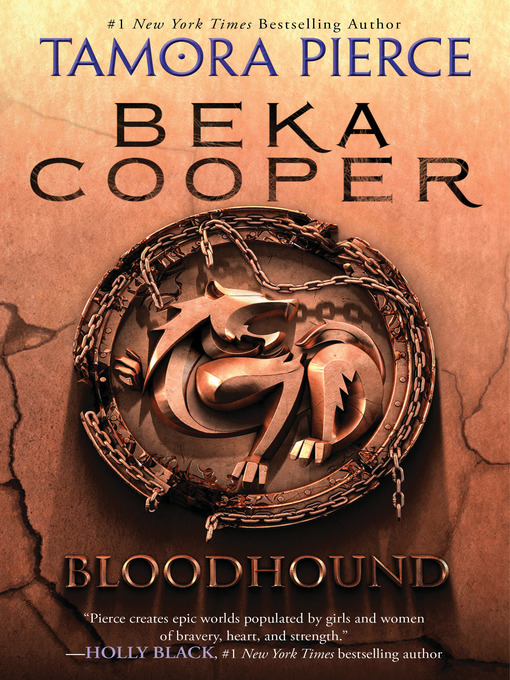 Cover image for Bloodhound