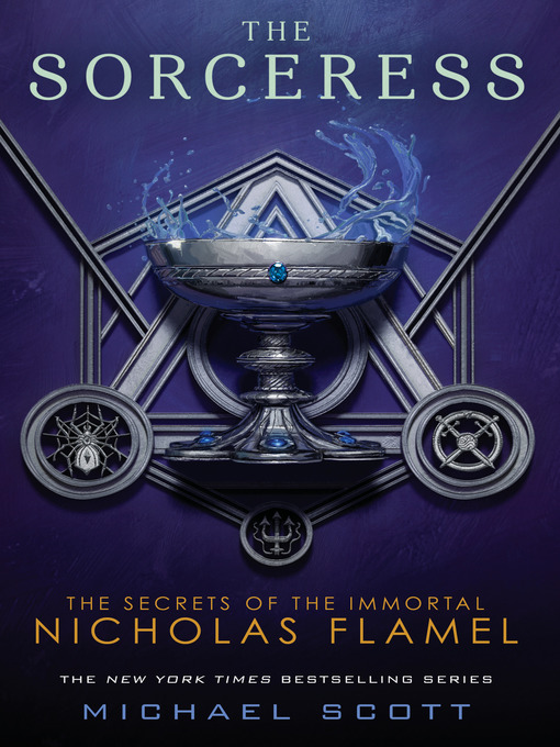 Title details for The Sorceress by Michael Scott - Wait list