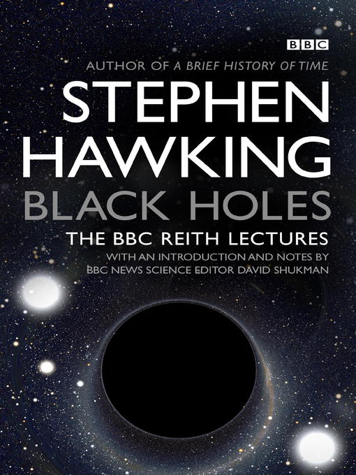 Cover of Black Holes