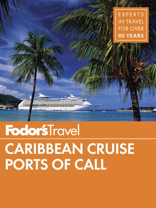 Cover of Fodor's Caribbean Cruise Ports of Call