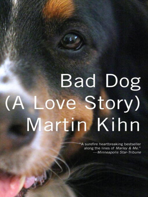 Cover of Bad Dog