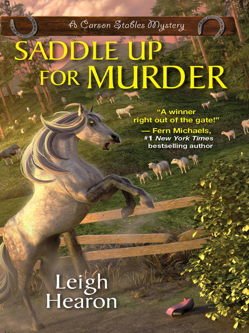 Cover of Saddle Up for Murder