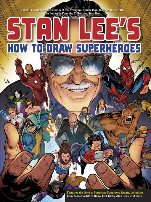 Cover of Stan Lee's How to Draw Superheroes