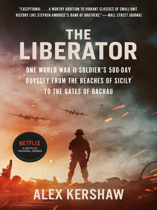 Cover of The Liberator