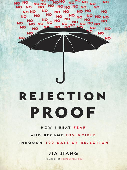 Title details for Rejection Proof by Jia Jiang - Available