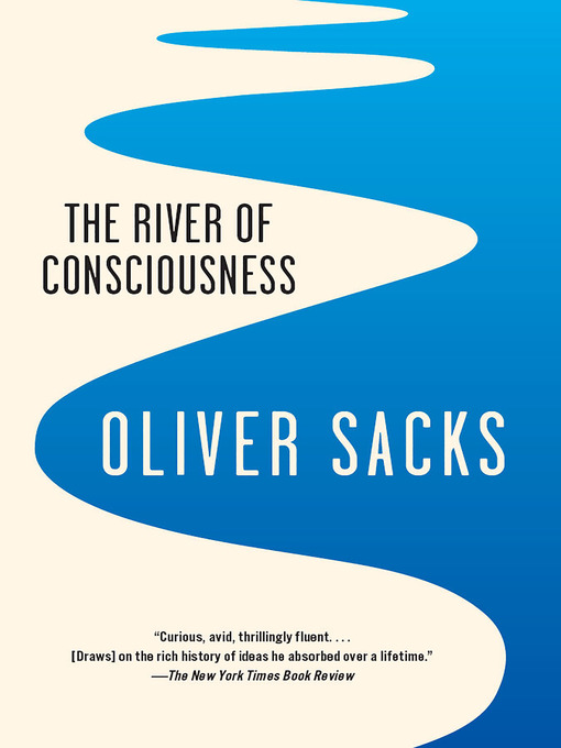 Cover of The River of Consciousness