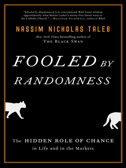 Title details for Fooled by Randomness by Nassim Nicholas Taleb - Available