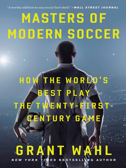 Cover of Masters of Modern Soccer