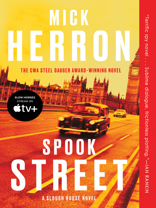 Title details for Spook Street by Mick Herron - Available