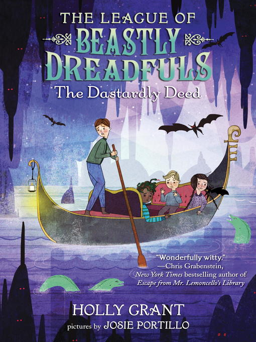 Title details for The Dastardly Deed by Holly Grant - Available