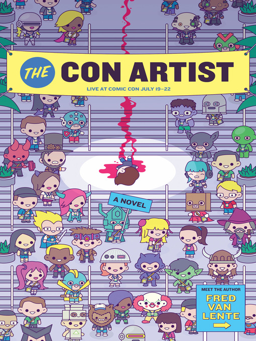 Title details for The Con Artist by Fred Van Lente - Available