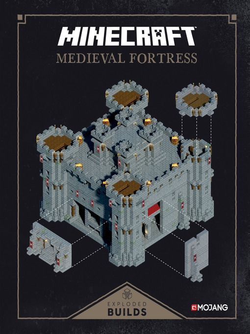 Title details for Exploded Builds: Medieval Fortress: An Official Mojang Book by Mojang Ab - Wait list