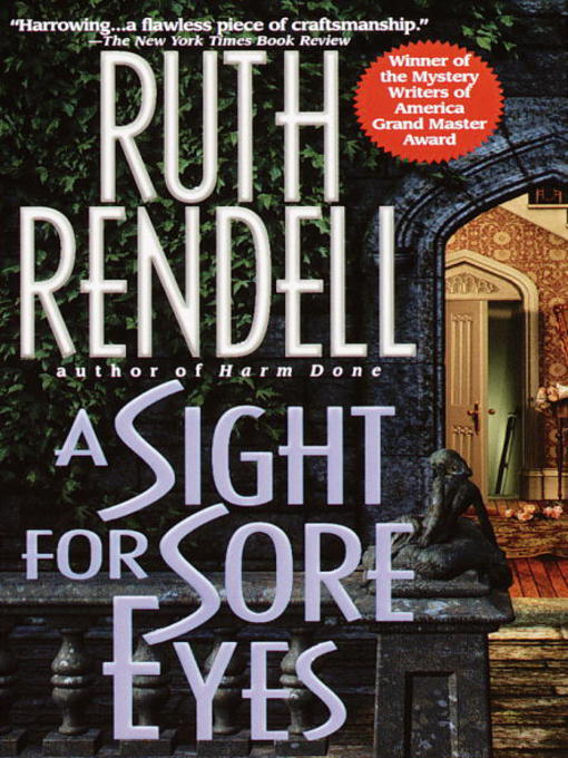 Title details for A Sight for Sore Eyes by Ruth Rendell - Available