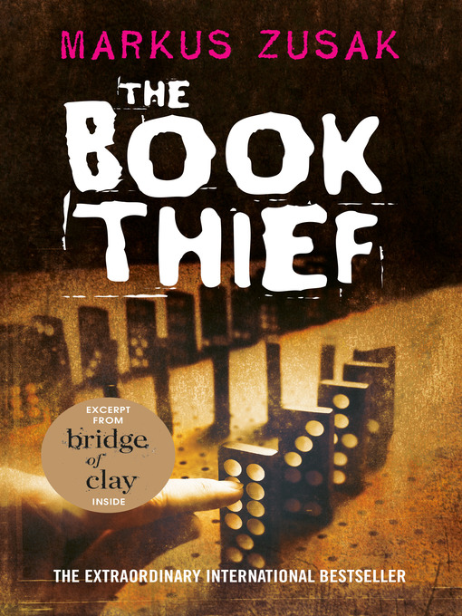 Title details for The Book Thief by Markus Zusak - Wait list