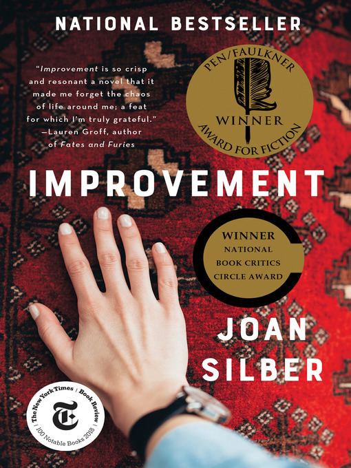 Title details for Improvement by Joan Silber - Available