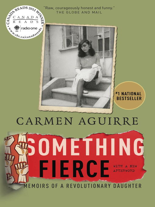 Cover of Something Fierce