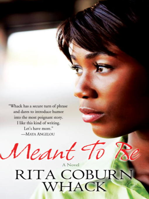 Title details for Meant to Be by Rita Coburn Whack - Available