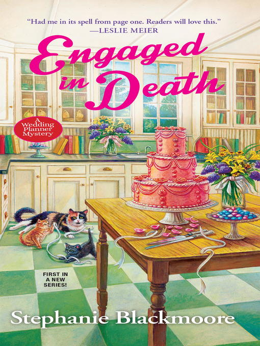 Title details for Engaged in Death by Stephanie Blackmoore - Available