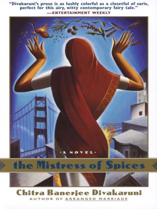 Cover of The Mistress of Spices