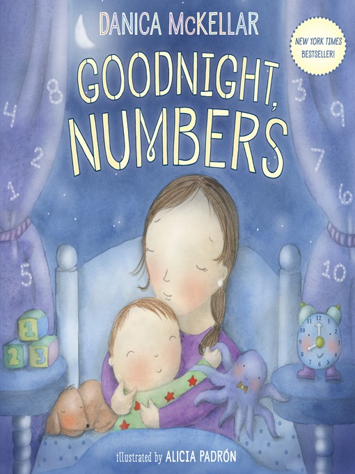 Title details for Goodnight, Numbers by Danica McKellar - Available