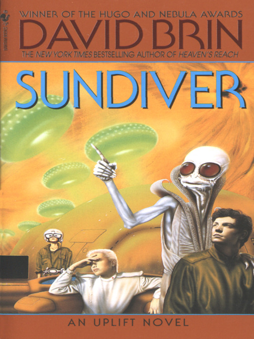 Title details for Sundiver by David Brin - Available