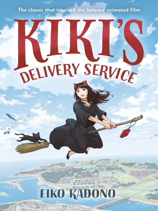 Title details for Kiki's Delivery Service by Eiko Kadono - Available