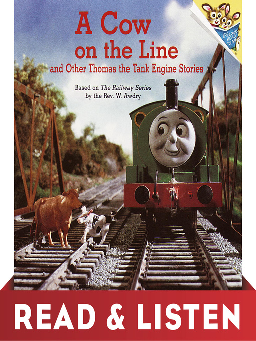 Cover of A Cow on the Line and Other Thomas Stories