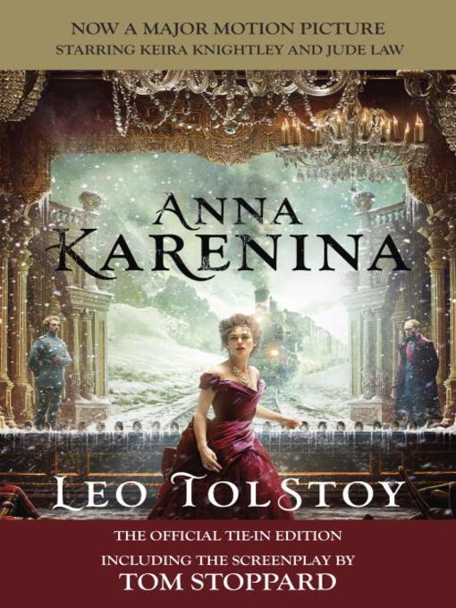 Title details for Anna Karenina by Leo Tolstoy - Wait list
