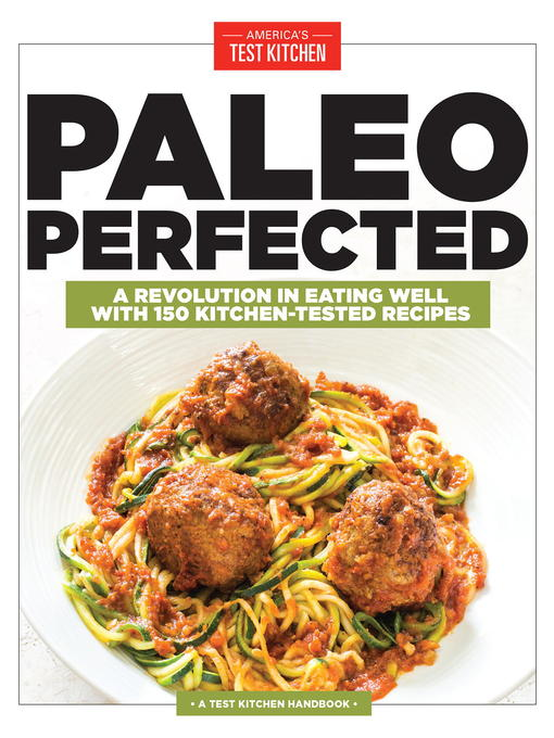 Cover of Paleo Perfected