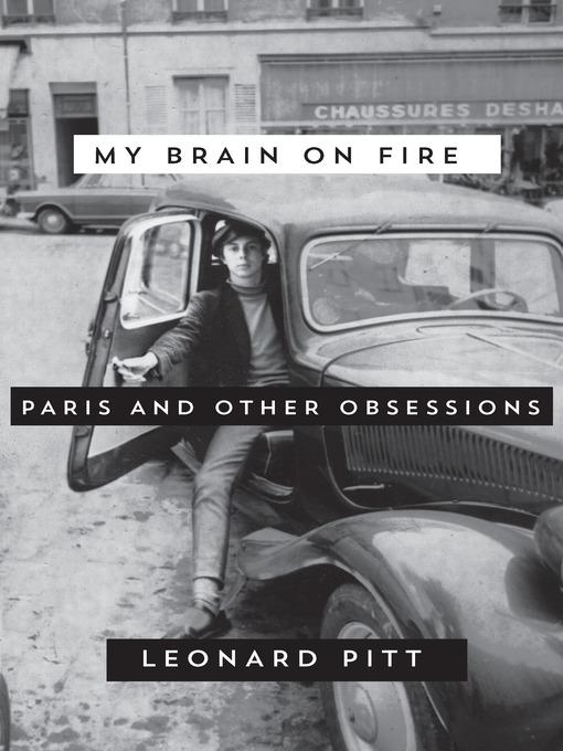 Title details for My Brain on Fire by Leonard Pitt - Wait list